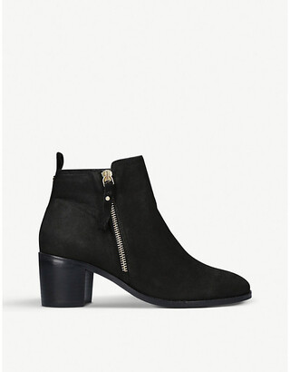 Nine West Charm leather ankle boots