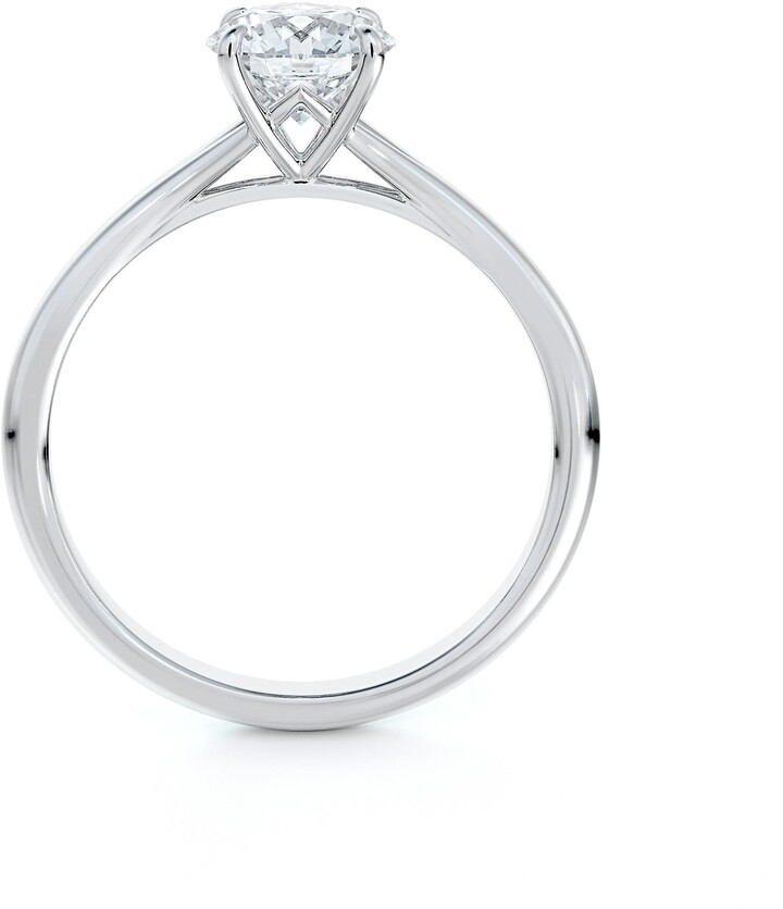 Thumbnail for your product : Forevermark Icon(TM) Setting Round Diamond Engagement Ring
