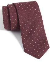 Nordstrom Men's Agro Dot Wool Tie