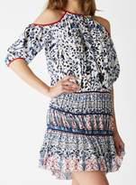 Sambag Lady Luck Silk Dress