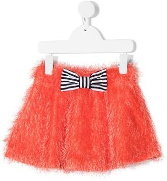 Wauw Capow By Bangbang Fluffy Ribbon Skirt