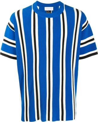 Christian Wijnants Koma striped knit top