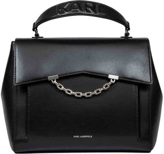 Karl Lagerfeld Paris K Seven Top Handle Bag