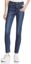 Levi's 721® Selvedge Skinny Jeans in Indigo Folk