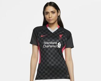 Nike Women's Soccer Jersey Liverpool FC 2020/21 Stadium Third