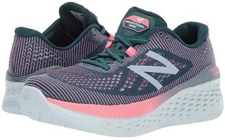 New Balance Fresh Foam More (Black/Orca) Women's Running Shoes