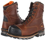 Timberland Boondock WP Insulated Soft Toe (Brown) Men's Work Boots