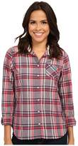 U.S. Polo Assn. Plaid Poplin Casual Shirt