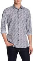 Jared Lang Paisley Woven Shirt
