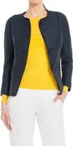Max Studio Textured Check Jacket