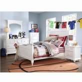 Bed Bath & Beyond Pulaski Summertime 5-Piece Twin Bedroom Set in White