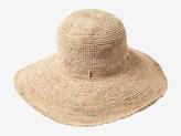 Toast Wide Brim Straw Hat
