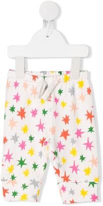 Stella McCartney Star Print Track Pants
