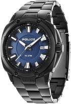 Police PL13892JSB/03M Men's Classic Analog Watch with 3 Hands