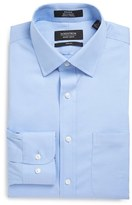 Nordstrom Men's Trim Fit Non-Iron Solid Dress Shirt