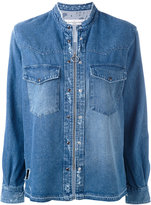 Golden Goose Deluxe Brand Jeans jacket - women - Cotton - M