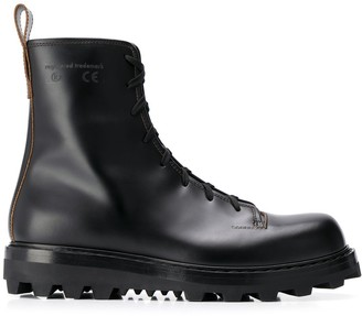 Oamc Chunky Sole Boots