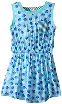 Splendid Littles All Over Seashell Print Dress (Toddler)