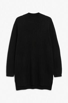 Monki Stretchy knit dress