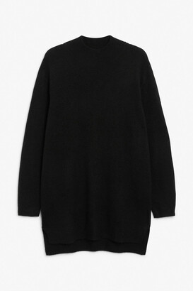 Monki Stretchy knit sweater