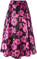 Milly Jackie midi skirt