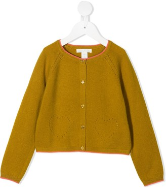 Marie Chantal Frida buttoned up cardigan