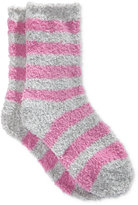 Charter Club Women's Marled Stripe Butter Socks, Only at Macy's