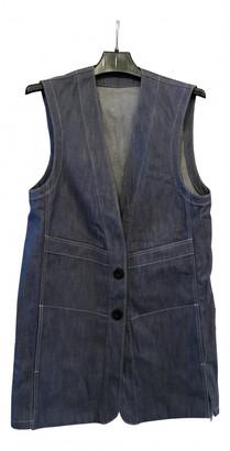 Lemaire Blue Denim - Jeans Jackets