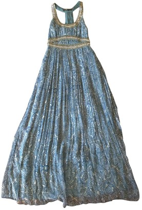 Blank Silk Dress for Women