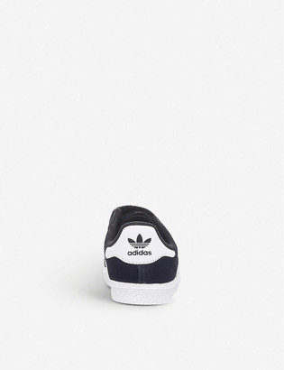 adidas Gazelle suede trainers 2-5 years