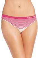 Calvin Klein Patterned Bikini Panties