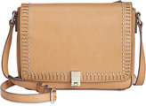Nine West Gwyn Interchangeable Flap Crossbody, a Macy's Exclusive Style