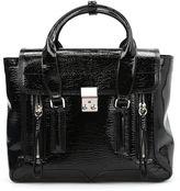 3.1 Phillip Lim Phillip Lim Pashli Medium Patent Leather Bag
