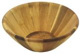 Threshold Acacia Round Serving Bowl