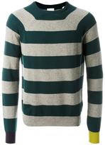 Paul Smith striped jumper - men - Cashmere - M