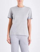 Sunspel Short-sleeve cotton-jersey T-shirt