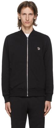 Paul Smith Black Zebra Bomber Jacket