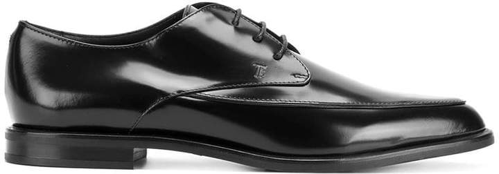 Tod's formal derby shoes