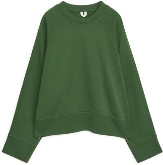 Arket Boxy Sweatshirt