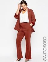 Asos Premium Tailored Kick Flare Pant