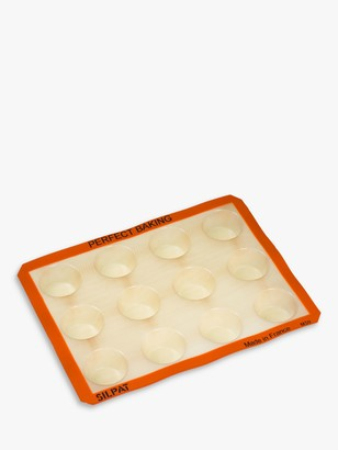 Silpat Non-Stick 12 Cup Classic Muffin/Yorkshire Pudding Mould