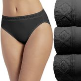 Jockey Elance 3-pack Supersoft Lace French Cut Panties 2102