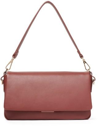 Forever New Ava Shoulder Bag - Rust - 00
