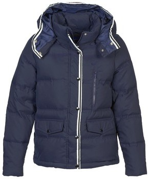 adidas BF DOWN JACKET women's Jacket in Blue