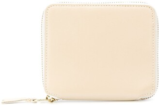 Comme des Garcons Zip Around Classic Leather Line Wallet