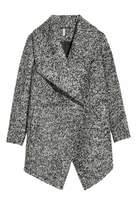 H&M Wool-blend Bouclé Coat