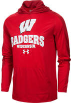 Under Armour Men's Wisconsin Badgers College Foundation Hoodie
