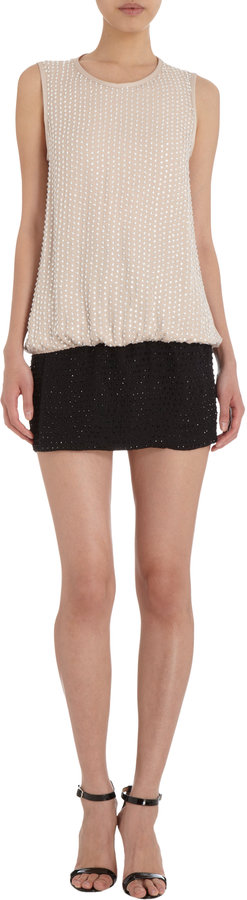L'Agence Jeweled Front Top