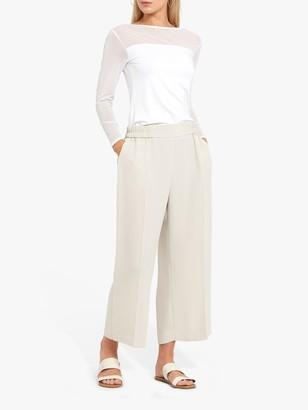 Helen McAlinden Aaliyah Long Sleeved Top, White