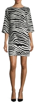 Trina Turk Lesley Printed Shift Dress